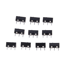 OMRON Mouse Micro-Switch D2FC-F-7N Fretting 10pcs/Lot Authentic