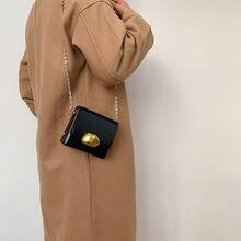 Роскошная мини сумка на осень/зиму новинка 2021 корейская модная