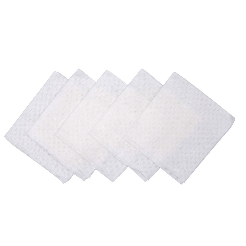 100pcs/box Medical Non-woven Gauze First Aid Wound Dressing Sterile Medical Gauze Pad