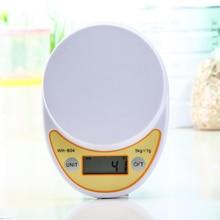 5 キロ/1 グラムポータブルデジタルキッチンスケール、 led 電子食品ダイエット測定重量、バッテリ駆動ミニ調理バランス