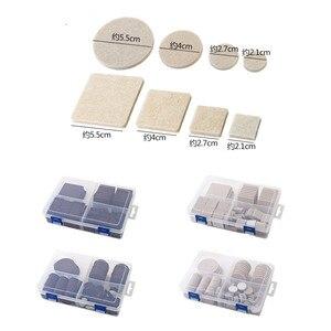 Image 3 - 8 Stuks 18 Stuks Zelfklevende Stoel Voeten Pads Anti Slip Mat Floor Protectors Voor Meubels Benen Meubels Accessoires home Decor