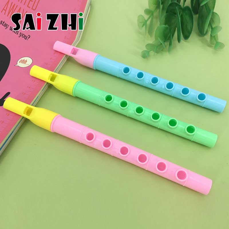 Saizhi 4Pcs Pipes Musical Instrument Developmental Toy For Kid Early Learning Educational Children Gift Toy Musical Instrument