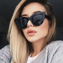 Женские матовые и черные темные очки jzu брендовые дизайнерские