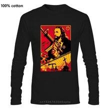 O que jesus republicano faria, dinheiro energia doença camiseta algodão moda clássico camiseta