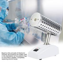 DS-800 высокая температура 150 Вт Инфракрасный стерилизатор кольца для прививки машина для дезинфекции лабораторное оборудование магнитная мешалка