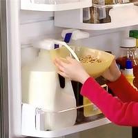 2021 neueste Nützliche Tragbare Elektrische Automatische Wasser Brunnen Milch Trinken Getränke Dispenser Spill Proof Magie Tap 70%