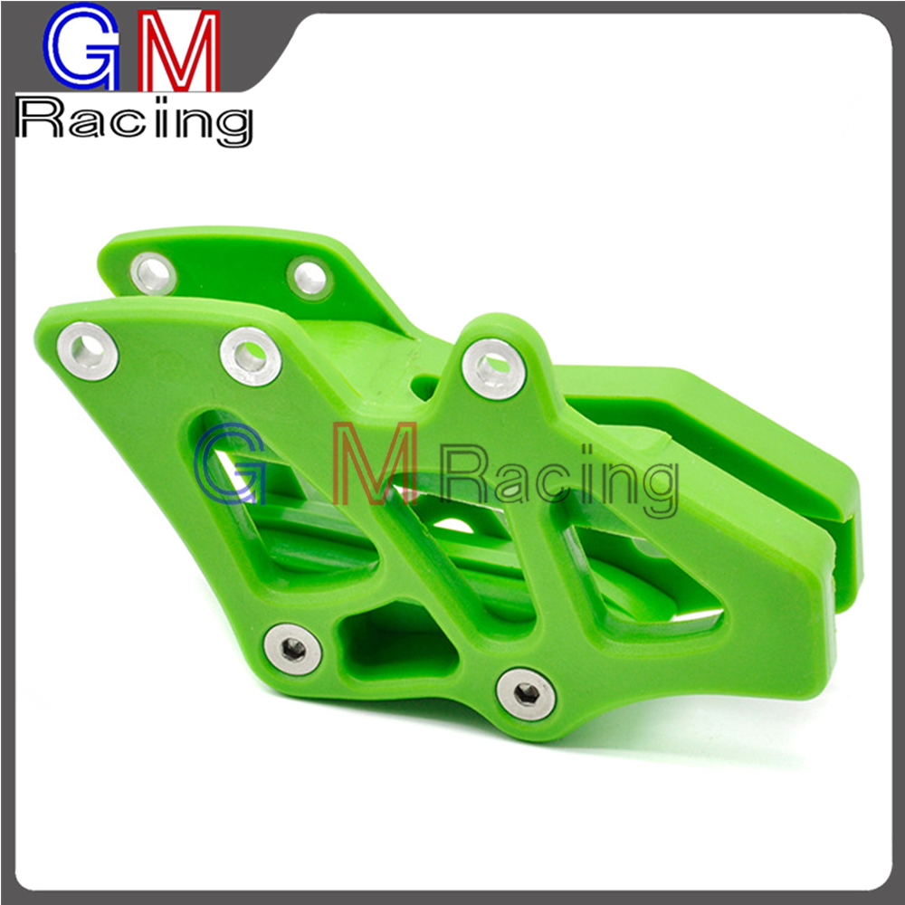 Plastic Chain Guide Guard Protection For KAWASAKI KX250F KXF250 KX450F KXF450 2009 2010 2011 2012 2013 2014 2015 2016 Motorcycle water gun