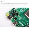 Latest Raspberry Pi 4 Model B with 2 4 8GB RAM raspberry pi 4 BCM2711 Quad core Cortex-A72 ARM v8 1 5GHz Speeder Than Pi 3B discount