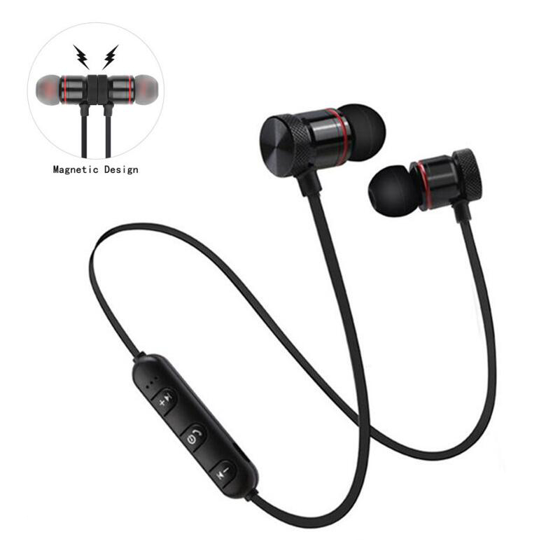 Neckband <font><b>Bluetooth</b></font> Earbuds for Samsung Galaxy S10 5G S10e Note 10 Pro <font><b>S9</b></font> S8 Plus S7 9 8 5 4 Sports Wireless Earphones <font><b>Headphones</b></font> image