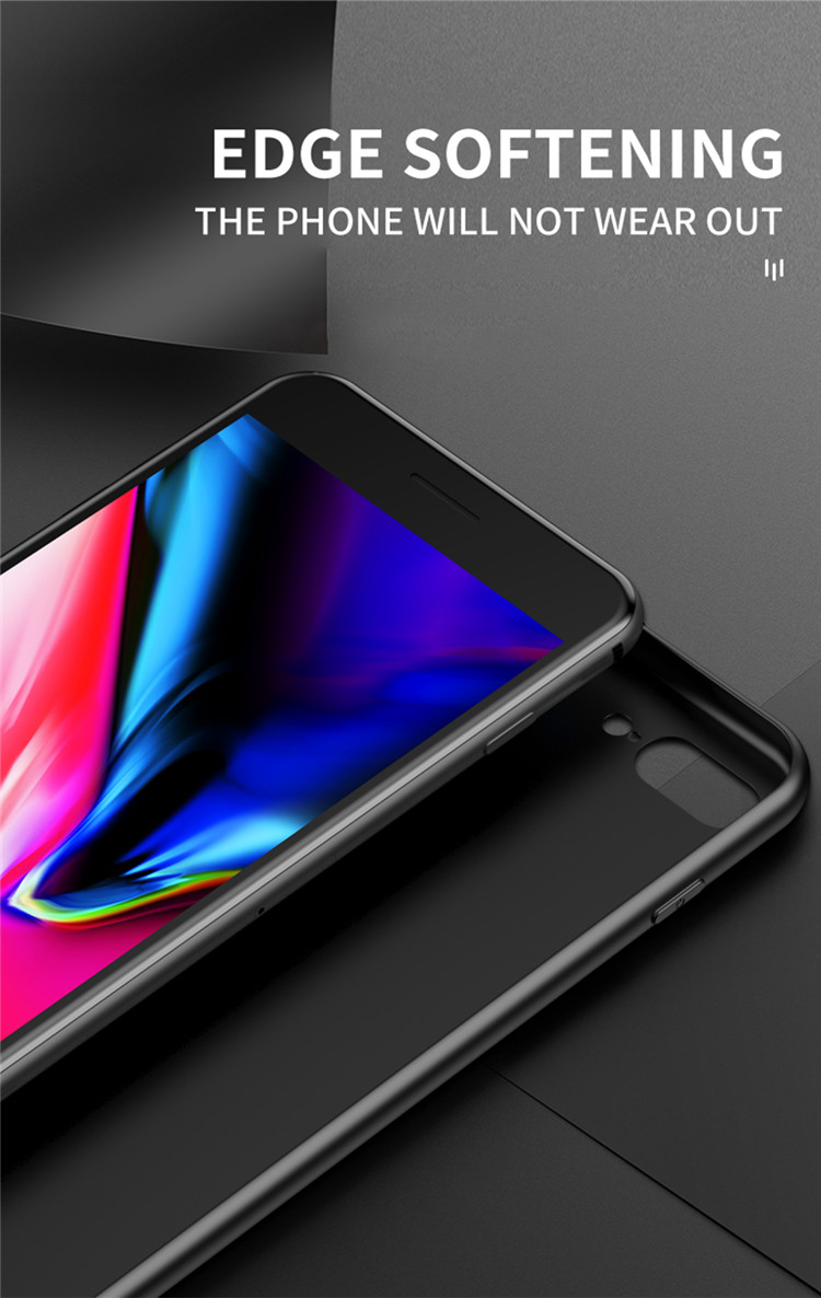 Ollyden Gradient Tempered Glass Cases for iPhone 11/11 Pro/11 Pro Max 7
