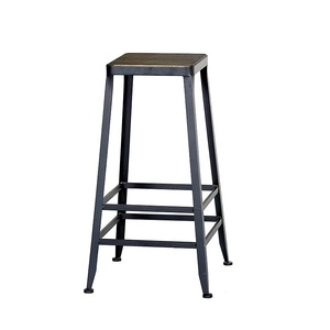 Image 2 - Taburete fauteuil sandalyesi hokery sedia banquetaトドスサントスtiposみすぼらしいシックなtabouretデ近代スツール現代新羅バー椅子