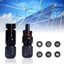 5 комплектов коннектор для солнечной системы 1000 в
