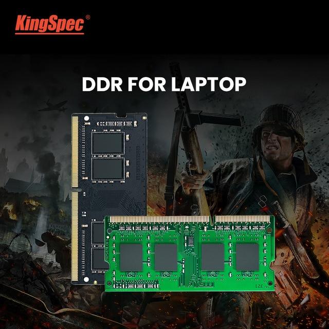 Ram ram ddr4 2400 v da memória ram ddr4 da memória de kingspec 4gb 8gb 16gb 1.2 mhz para a memória ram ddr4 do portátil do caderno do portátil 1