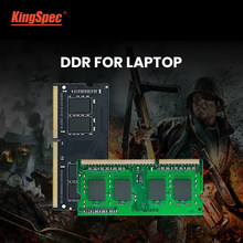 KingSpec-memoria ram ddr4 para ordenador portátil, 4GB, 8GB, 16GB, 2400MHz, 2666, 3200, 1,2
