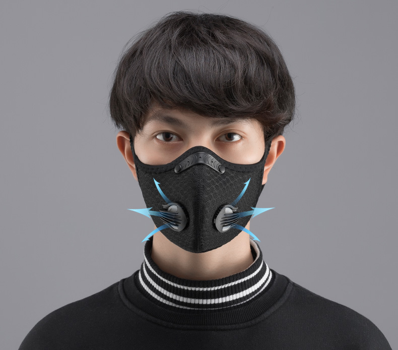 ROCKBROS PM2.5 Face Masks and Filters 5