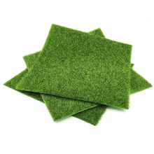 Artificial Grass Lawn Miniature Ornament Garden Grass ome Garden Moss for Home Floor Decoration обои ome 3d dz03