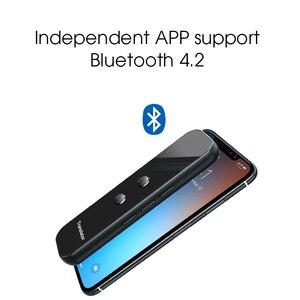 Image 2 - Kebidumei G6 di Smart Voice Dispositivo Traduttore Elettronico 3 In 1 Voce/Testo/Fotografiche 40 + Lingua Traduttore Per IPhone Android