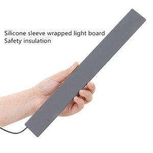 Image 4 - SANOTO фото коробка светодиодный комплект освещения фото Профессиональный заполняющий свет софтбокс лампа 5500k для мини фото свет для фотостудии коробка