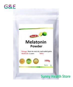 99% de melatonina en polvo, TuiHeiSu, aliviar el insomnio, mejorar el sueño, regular la endocrina, eliminar las manchas negras, el chloasma, Envío Gratis