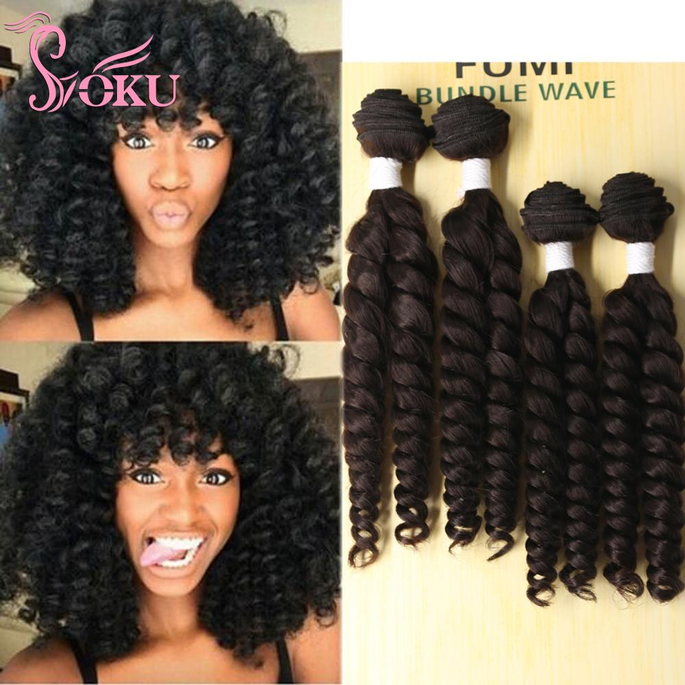 Top 10 Synthetic Short Curly Hair Weave Extensions Ideas And Get Free Shipping A5