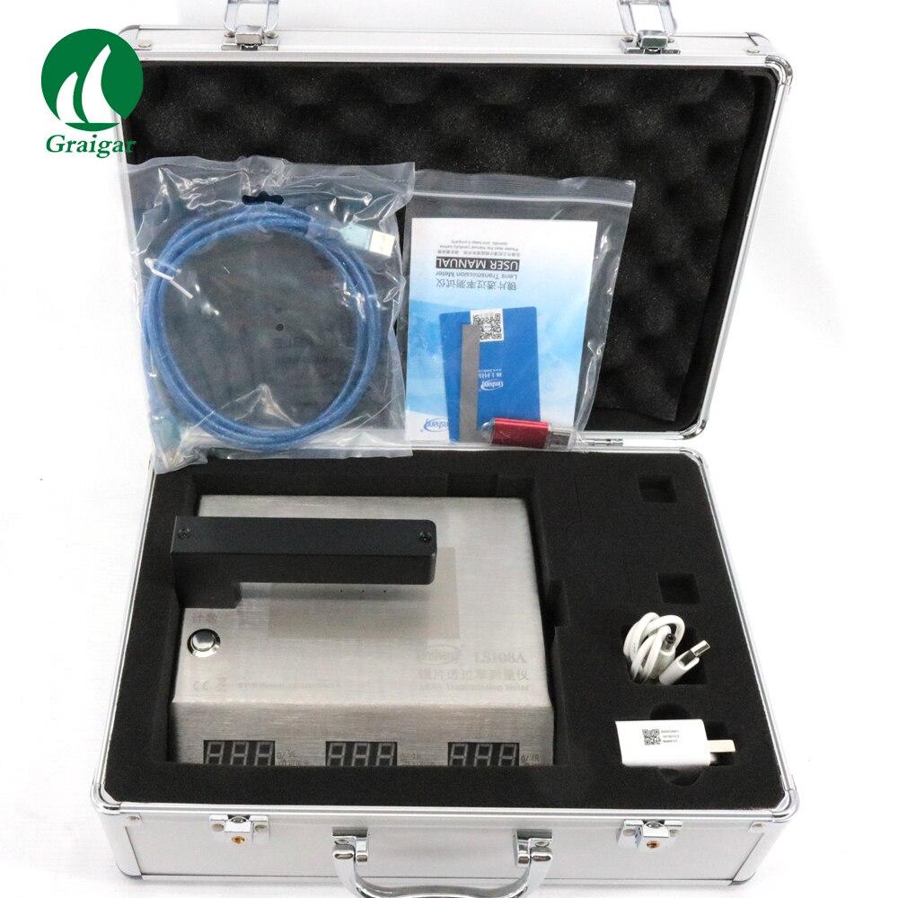 Professional IR/VL Transmission Meter Mobile Phone Lens Transmission Meter LS108A LENS Transmission Meter|Glossmeters| |  - title=