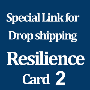 CSJA Special Link for Drop Shipping Customer- Resilience A011