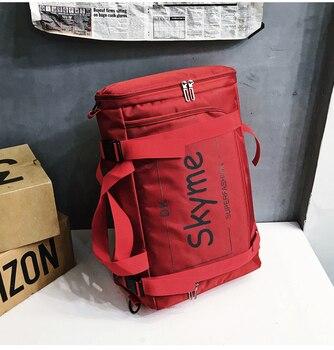 Backpack 2020 new tooling sports schoolbag Korean version original accommodation backpack men's super capacity рюкзак backpack рюкзак 20л insignia backpack