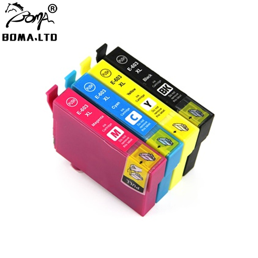 Europe 603XL CompatibIe Ink Cartridge For Epson WF-2810 WF-2830 WF-2850 WF-2835 XP-2100 XP-2105 XP-3100 XP-3105 XP-4100 XP-4105