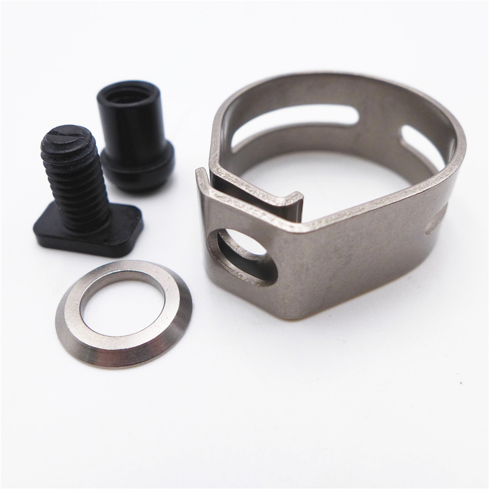 SHIMANO Y05T98060 Dual Control Lever Clamp Band Unit For <font><b>claris</b></font>/sora ST-<font><b>R2000</b></font>/R3000 image