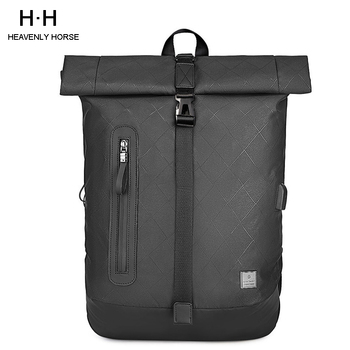 Hasp Roll Down Backpack