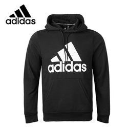 Original New Arrival Adidas MH BOS PO FT Men's Pullover Hoodies Sportswear DQ1461