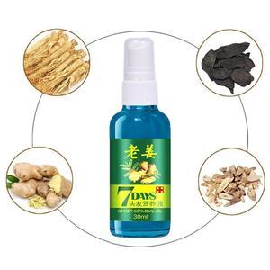 Ginger Hair Growth 20ML Fast Hair Growth Oil Hair Loss Treatment Hair Care