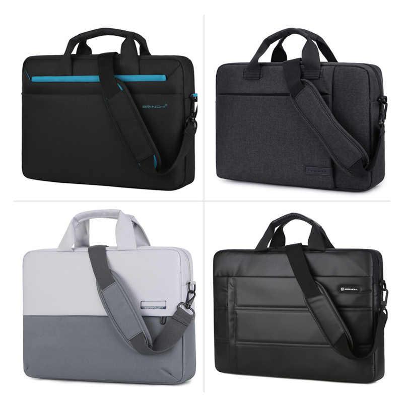 Laptop Tas voor macbook air 13 Hoge Capaciteit macbook pro 15 case Notebook Tas 12 13 14 funda portatil 15.6 Laptop Tas 17.3 inch