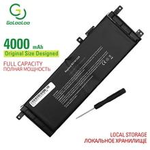 цена на Golooloo 7.4v 4000mAh B21N1329 Laptop Battery for ASUS D553M F453 F453MA F553M P553 P553MA X453 X453MA X553 X553M X553B X553MA