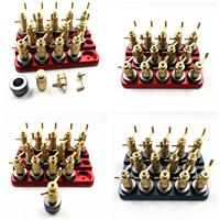 Free Shipping! New Good Quality Set of 14 PCs Vintage Mainspring Winder for Watch Repair China Made