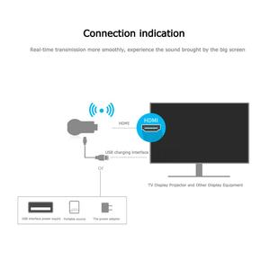 Image 5 - Anycast M2 زائد HDMI جهاز استقبال للتليفزيون دعم Miracast البث DLNA 2.4G اللاسلكية جهاز دونجل للعرض مزود بخاصية WiFi استقبال ل IOS الروبوت