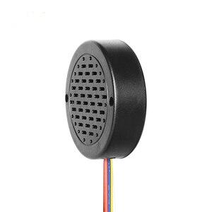 Image 2 - 4 الزناد المدخلات مشغل MP3 USB للتسجيل MP3 الصوت لاعب مكبر صوت زر تنشيط مشغل الصوت