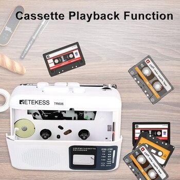 Радиоприемник RETEKESS TR606 FM/AM 6