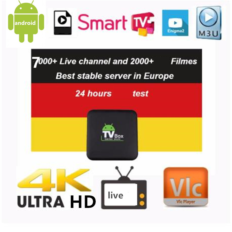 Iptv Tyingon Europe Live IPTV Germany IPTV French IPTV 7000+ Live Movie Support Android M3u Enigma2  2000+ Movie
