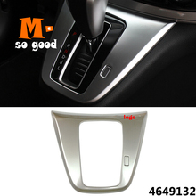 Cover-Accessories Car-Gear-Shift-Knob Shifting Honda Crv Panel-Sticker Trim CR-V