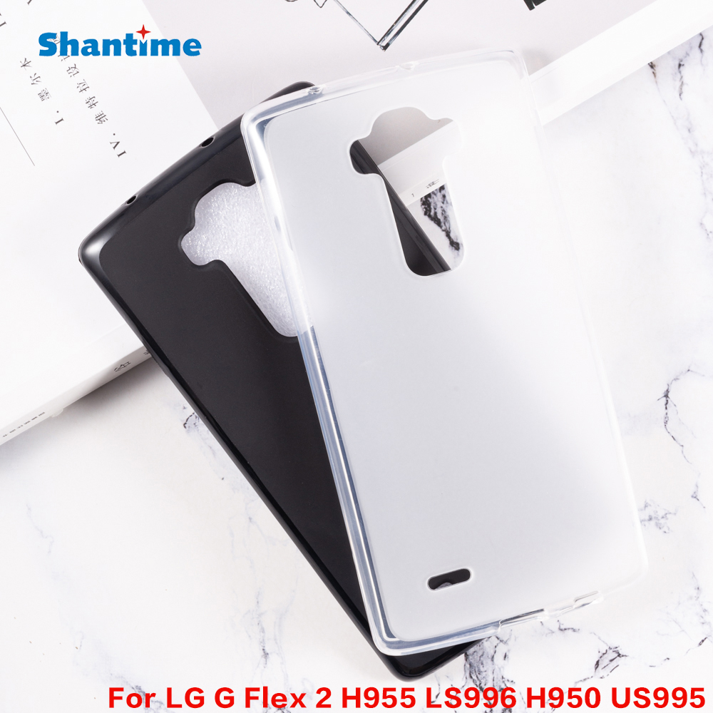 For LG G Flex 2 H955 LS996 H950 US995 Gel Pudding Silicone Phone Protective Back Shell For LG G FLEX 2 Soft TPU Case