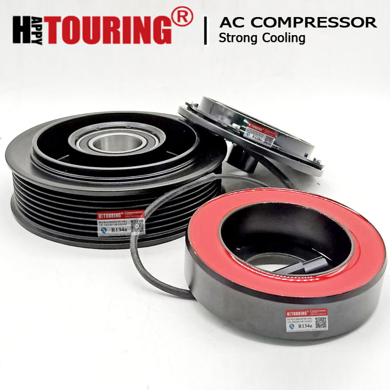 For honda accord air conditioning compressor Honda Accord 2.4L 2013-2017 10SRE18C 447280-2110 447280-2111 4472802110 4472802111(China)