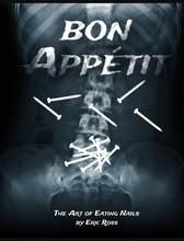 Bon Appétit (sanatı yemek çiviler) Eric Ross-sihir numarası