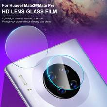 Rear Camera Lens Glass Protection Film Screen Protective Film Set For Huawei Mate30 Pro(China)