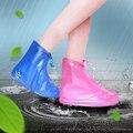 Непромокаемые чехлы унисекс на молнии для обуви  водонепроницаемые защитные чехлы для обуви  противоскользящие непромокаемые чехлы  водон...