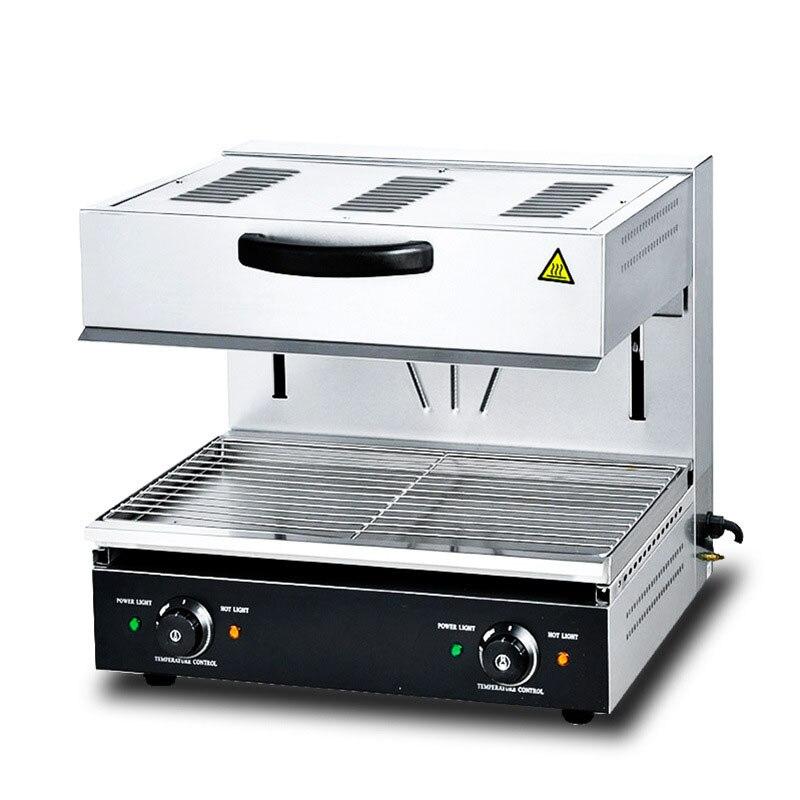 BS-600S Surface de levage cuisinière Type occidental four à feu four grille-pain réglable 4000W four électrique