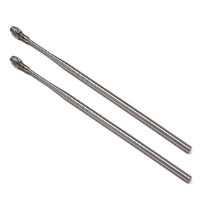 2pcs Ear Care Stainless Steel