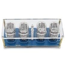 Топ!-Diy In12 In-12 Nixie трубка Pcba комплект цифровые часы красивый подарок, без трубок