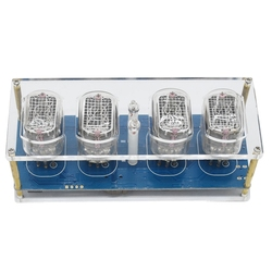 ¡Arriba!-Diy In12 en-12 Kit de tubo de Pcba reloj Digital hermoso regalo, sin tubos