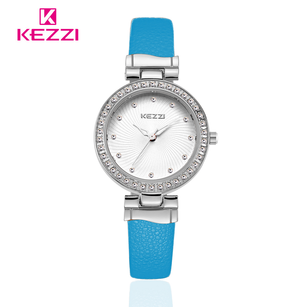 Womens Leather Watches Classic Design Rectangular
